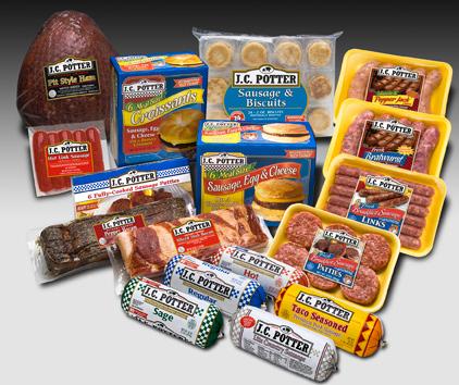 J.C. Potter Sausage
